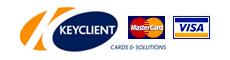 Pagamento con Carte di credito KeyClient